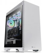 Корпус Thermaltake S500 Tempered Glass Mid-Tower Chassis White (CA-1O3-00M6WN-00) - изображение 1