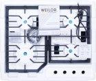 Варильна поверхня газова WEILOR GM 624 BL - зображення 12