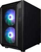 Корпус 1stPlayer D3-G7-PLUS RGB Black - зображення 2