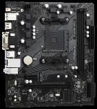 Материнська плата ASRock A520M-HDV (sAM4, AMD A520, PCI-Ex16) - зображення 3