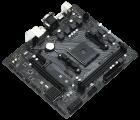 Материнська плата ASRock A520M-HVS (sAM4, AMD A520, PCI-Ex16) - зображення 2