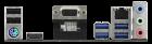 Материнська плата ASRock A520M-HVS (sAM4, AMD A520, PCI-Ex16) - зображення 4