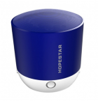 Бездротова колонка HOPESTAR H9 з мікрофоном + Bluetooth 3.0 вбудованим радіо 3 Вт Синя (ЦУ-00025118) - зображення 1