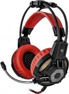 Навушники Defender Lester Black+Red (64541) - зображення 1