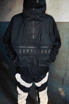 Спортивные штаны Пушка Огонь Dex черные с рефлективом XS - изображение 6