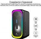 Акустична система Vertux SonicThunder-50 Вт 2.1 LED Black (sonicthunder-50.eu) - зображення 4