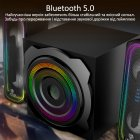 Акустична система Vertux SonicThunder-80 Вт 2.1 LED Black (sonicthunder-80.eu) - зображення 3