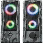 Акустична система Trust GXT 606 Javv RGB-Illuminated Khaki (23379) - зображення 2