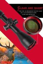 Оптичний приціл T-EAGLE SR 8х44 SF (SR8X44 SF) - зображення 4