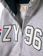 Толстовка Zippy 6849380 103 см Сіра (5609959900222) - зображення 3