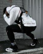 Брюки карго мужские Over Drive Xeed черные с рефлективом XL - изображение 3