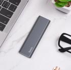 Внешний накопитель 512GB SSD Type-C HOCO UD7 серый - изображение 4