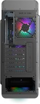 Корпус GameMax StarLight B-FRGB Black - зображення 5