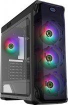 Корпус GameMax StarLight B-FRGB Black - зображення 1