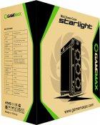 Корпус GameMax StarLight B-FRGB Black - зображення 11