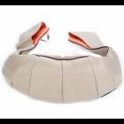 Роликовый электрический массажер для тела, спины и шеи V-Massager с адаптером для авто Бежевый - изображение 3