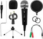 Микрофон студийный XoKo Premium MC-210 (XK-MC-210) - изображение 2