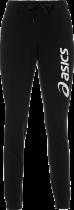 Штаны Asics ASICS BIG LOGO SWEAT PANT S черный c-2032A982-001 - изображение 1
