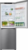 Двокамерний холодильник LG GС-B399SMCM - зображення 7