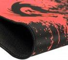 Ігрова поверхня Protech Dragon 440x350 мм Black/Red (PR-1479) - зображення 2