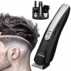 Машинка для стрижки волос, KEMEI KM-600 профессиональная 11 В 1 мультитриммер с подставкой (001249М) - изображение 2
