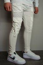 Мужские спортивные штаны hype drive white размер L J-059 - изображение 3