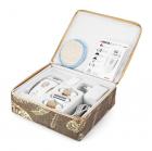 Эпилятор Rozia HB-6007 женский с 4 насадками + подарочная упаковка Белый (11641) - изображение 4