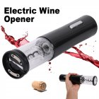 Электрический штопор для вина Vivo Electric Wine Opener Чёрный - изображение 3