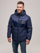 Куртка Riccardo ZK-01 54(XXL) Синяя (ROZ6400022302) - изображение 1
