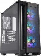 Корпус Cooler Master MasterBox MB511 ARGB Black (MCB-B511D-KGNN-RGA) - зображення 1