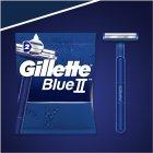 Одноразовые станки для бритья (Бритвы) мужские Gillette Blue 2 10 шт (7702018467679) - изображение 3