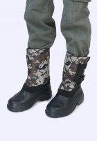 Мужские сапоги Kredo 1104 Камуфляж 44-45 (2900056980012) - изображение 7