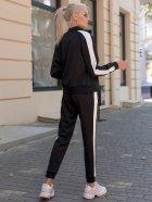 Спортивный костюм Lilove 057-2 2XL(50-52) Черный (ROZ6400022513) - изображение 6