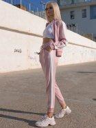 Спортивный костюм Lilove 057 4XL(54-56) Розовый (ROZ6400022506) - изображение 5
