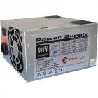 Блок живлення FrimeCom ATX-SM400BL, 400W, Fan 80mm - зображення 1