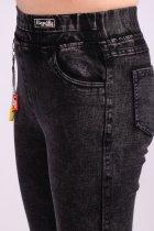 Джинсы женские стрейч с брелоком Золото 784-6-1 S. Размер: 40-42 - изображение 5