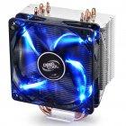 Кулер для процессора Deepcool GAMMAXX 400 V2 BLUE - изображение 1