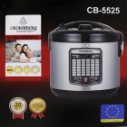 Мультиварка Crownberg CB 5525 (45 программ, 5 л.) 860Вт - изображение 8