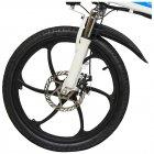 Електровелосипед ZM TigerVolt 20 білий - зображення 8