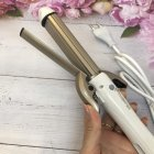 Плойка для волосся гофре плойка для завивки стайлер ProGemei 4 в 1 Gm-2962 (bks_01970) - зображення 3