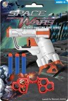 Игрушечный пистолет BLD с набором пуль (B3214) (6910010832147) - изображение 2