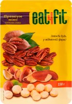 Суміш горіхів Eat4fit Преміуммікс 150 г (4820212130137) - зображення 1