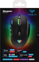 Мышь Aula Reaper USB Black (6948391212814) - изображение 10