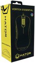 Мышь Hator Vortex Essential USB Black (HTM-311) - изображение 7
