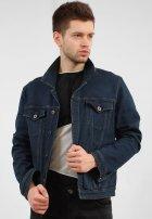Куртка джинсова LACARINO 5085 L синій - зображення 2