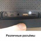 Бездротова колонка Hopestar A20 Pro блютуз вологозахищена - вмонтований сабвуфер для потужного баса - Музична портативна USB акустична система + з картою пам'яті microSD і AUX, Блакитний - зображення 6