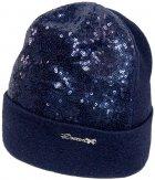 Зимняя шапка David's Star 2098-1 54 Синяя (ROZ6400024595) - изображение 1