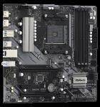 Материнська плата ASRock B550M Phantom Gaming 4 (sAM4, AMD B550, PCI-Ex16) - зображення 2