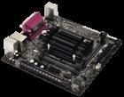 Материнская плата ASRock J4125B-ITX (Intel Celeron J4125, SoC, PCI-Ex16) - изображение 3