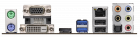 Материнская плата ASRock J5040-ITX (Intel Pentium Silver J5040, SoC, PCI-Ex1) - изображение 4